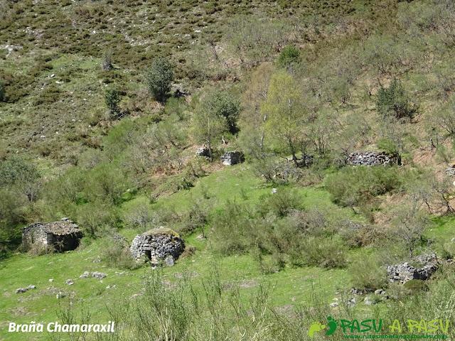 Braña Chamaraxil, Teverga