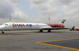 Dana Plane Hits Fence At Abuja Airport