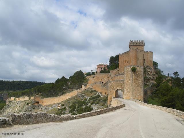Muralles d'Alarcón, Conca, Castilla-La Mancha, ciutats medievals