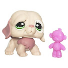 Littlest Pet Shop Singles St. Bernard (#1040) Pet