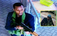 1 - See how an AL SHABAAB suspect tried to bomb KICC and kill 3,000 Kenyans – May God bless gallant officers from ATPU and DCI