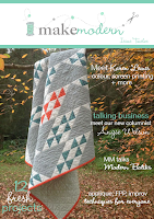 Make Modern Digital Quilting Magazine Issue 12
