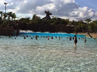 Parque Aquático Onda Gigante