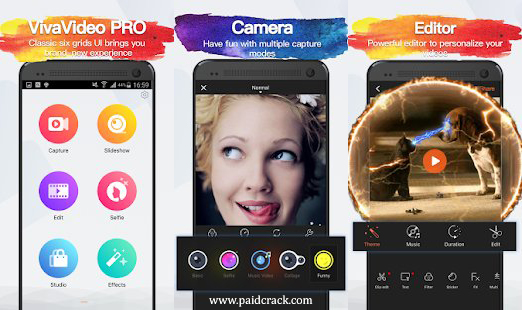 VivaVideo PRO APK 6.0.0