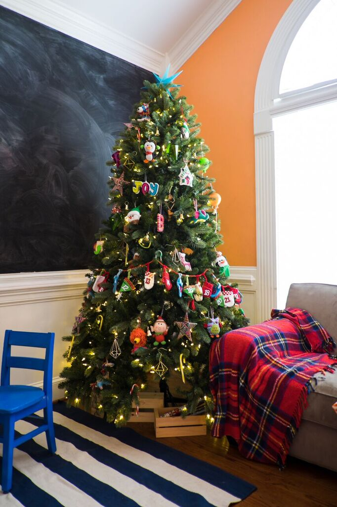 snippets of Christmas at our home: 2015