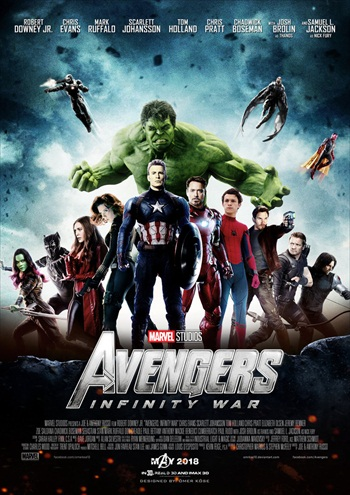 Download Avengers Infinity War 2018 Dual Audio Hindi