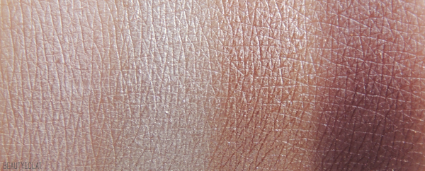 revue avis test swatch maquillage fleur de force feelunique