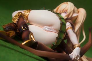 yapo's Original Character White Elf - Kalmia Project +18