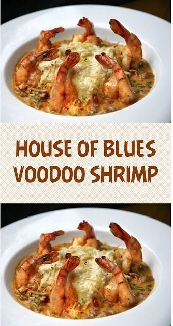 House Of Blues Voodoo Shrimp