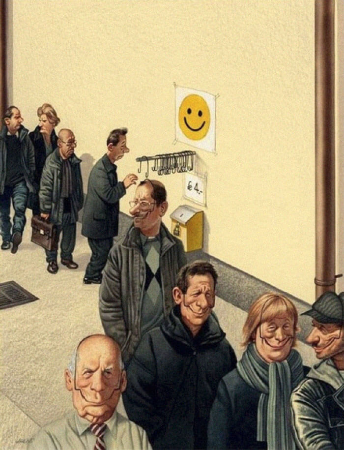 31 Thought-Provoking Illustrations Unveil The Harsh Truth About Modern Society