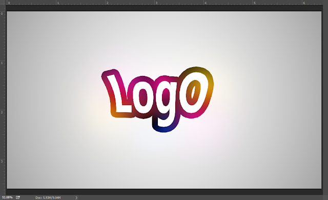 How To Create Simple And Creative Text Logo In Photoshop