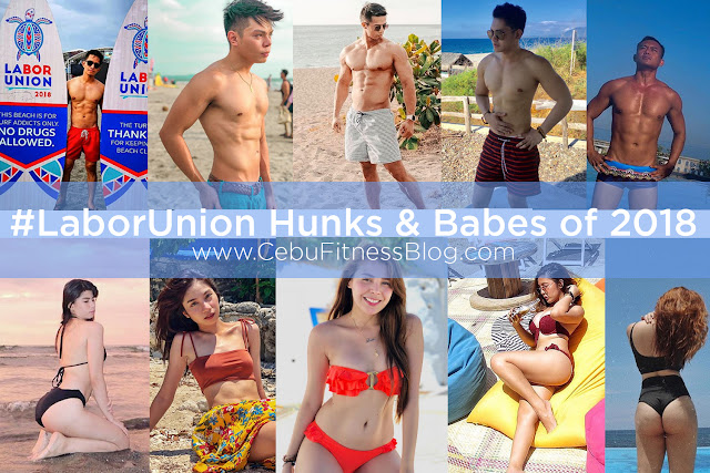 LaborUnion Hunks and Babes of 2018
