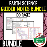 Earth Science Guided Notes