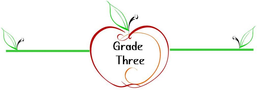 Mrs. Gibbons' Grade Three Class Website