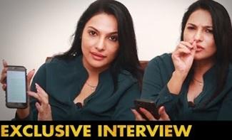 Actress Rethika Srinivas Interview | Tik Tik Tik | Jayam Ravi, Nivetha
