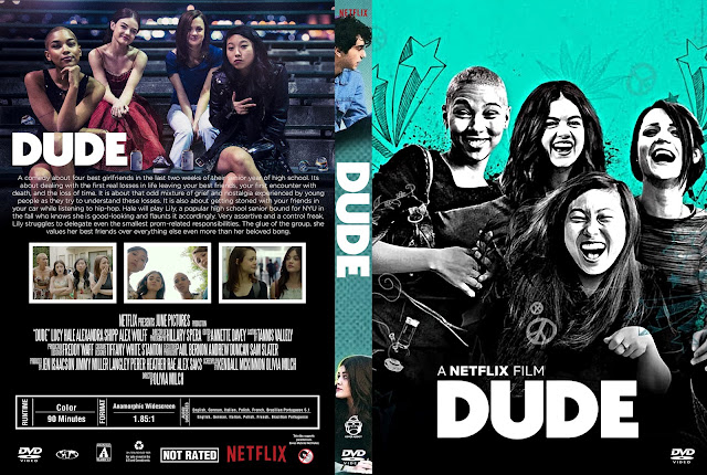 Dude DVD Cover