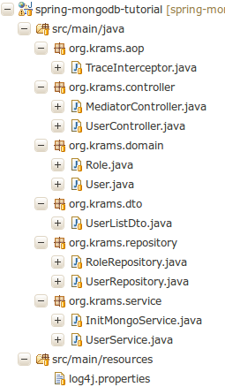 krams::: Spring MVC 3 1 - Implement CRUD with Spring Data