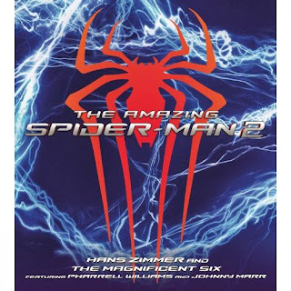 The Amazing Spider-Man 2 Liedje - The Amazing Spider-Man 2 Muziek - The Amazing Spider-Man 2 Soundtrack - The Amazing Spider-Man 2 Filmscore