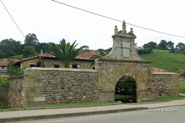 Casa de Cárcova Rubalcaba, Liérganes