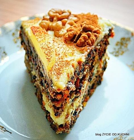tort marchewkowy,