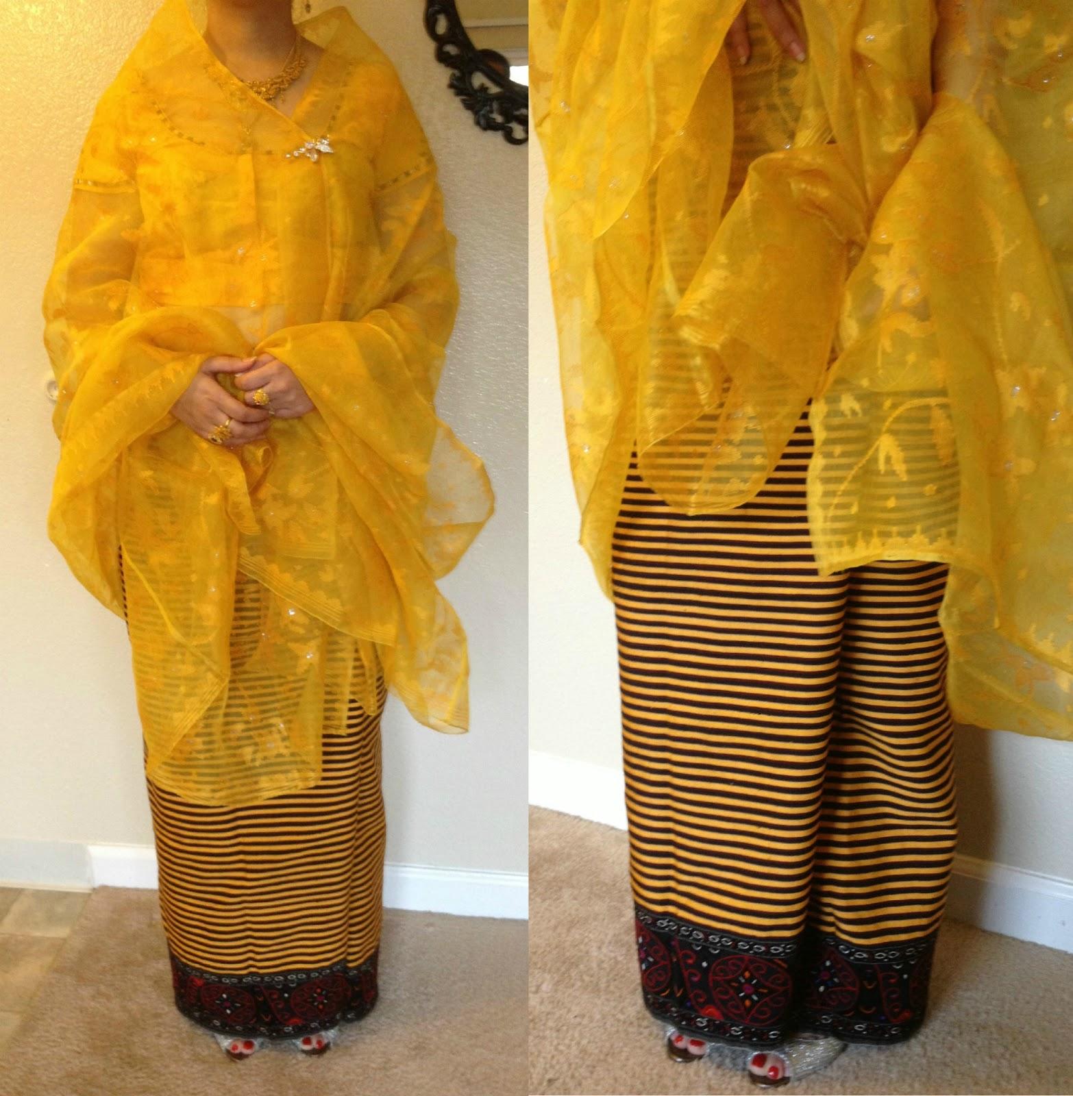 Traditional: Hauteinterpreter: Traditional Manipuri Finery