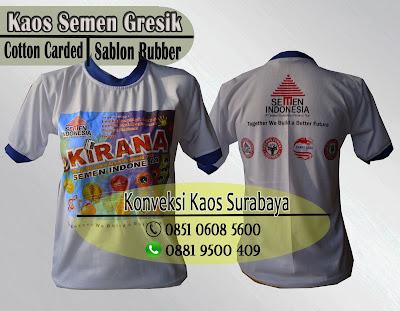 Order Kaos Promosi Perusahaan di Surabaya, Tempat Pesan Kaos Promosi Perusahaan di Surabaya