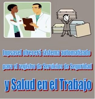 Registro de Servicios de Seguridad  y Salud en el Trabajo 1