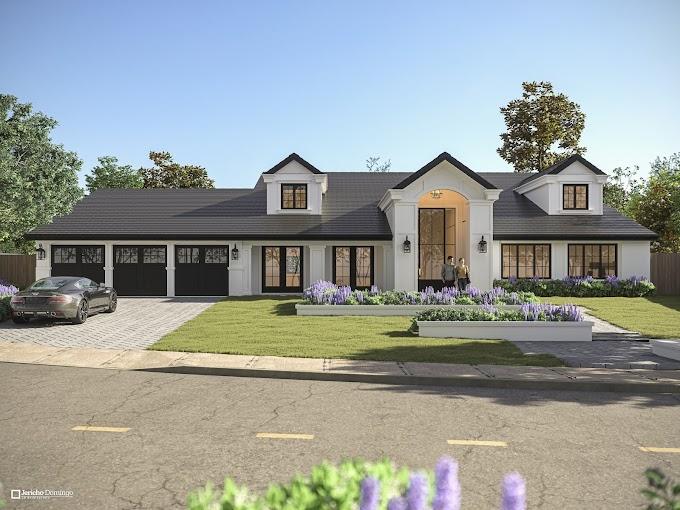 Residential Exteriors, CA, USA