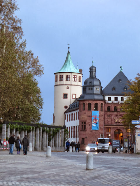 Old Town Speyer, Germany