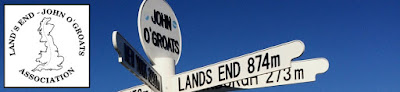Land's End - John o' Groats Association