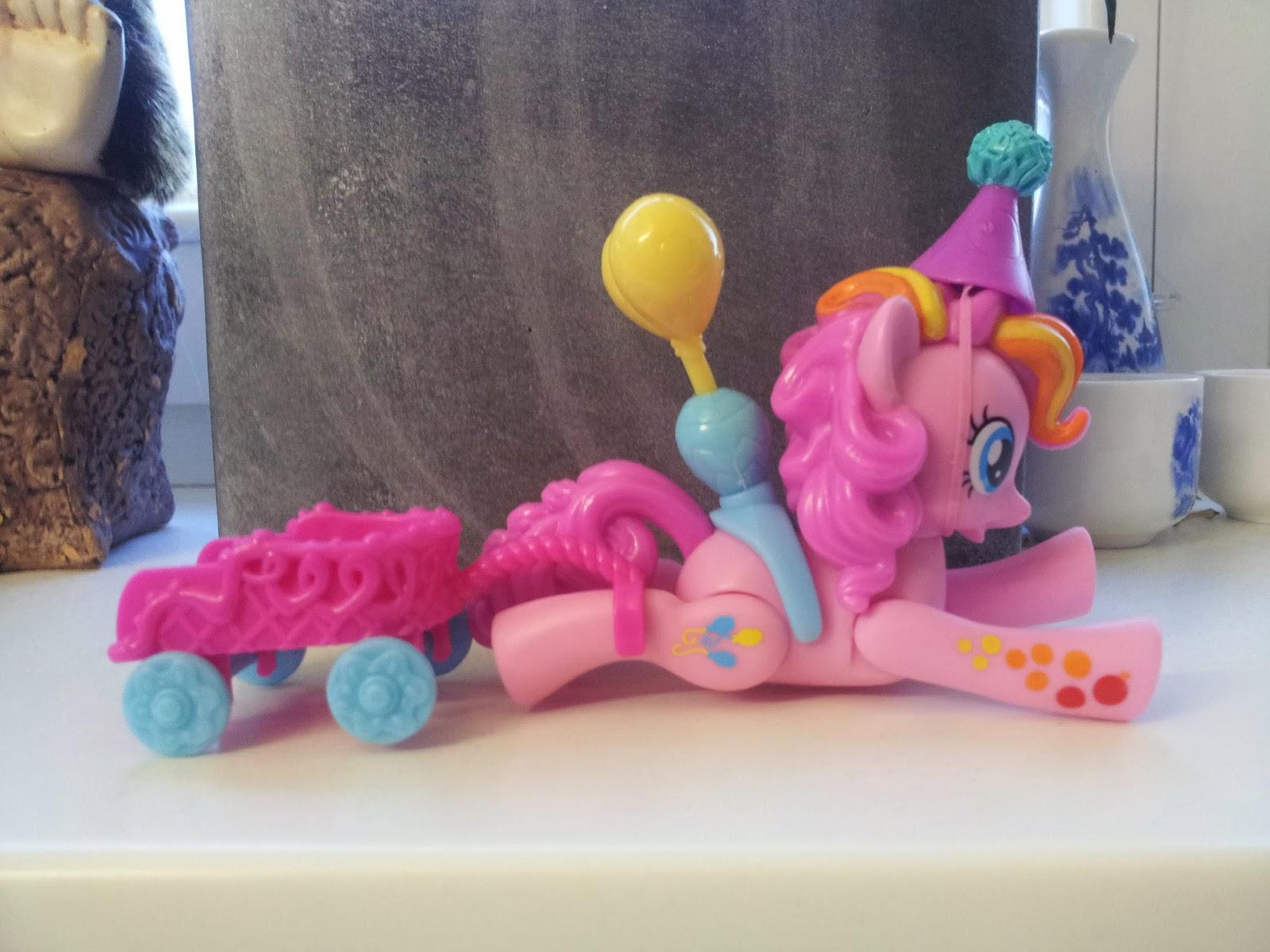 Pinkie Pie Zoom n GO figure