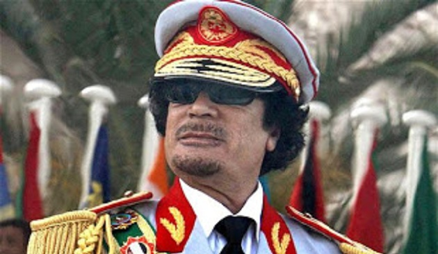 Αυτά έκανε ο Καντάφι και «υπέφεραν» στην Λιβύη!!!