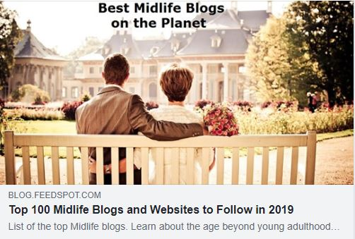#3 Top Midlife Blog 2019