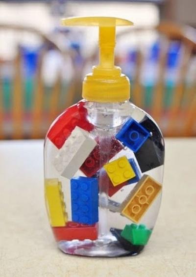 21. Lego Soap