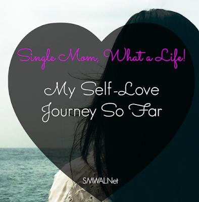 Single mom, body, image,  self-love, postive
