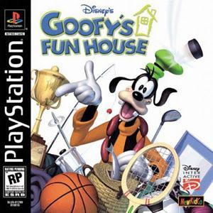 descargar disney's goofy's fun house psx mega