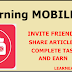 AZearning Money Making App : Get 3$ Signup Bonus Invite, Share & Earn more