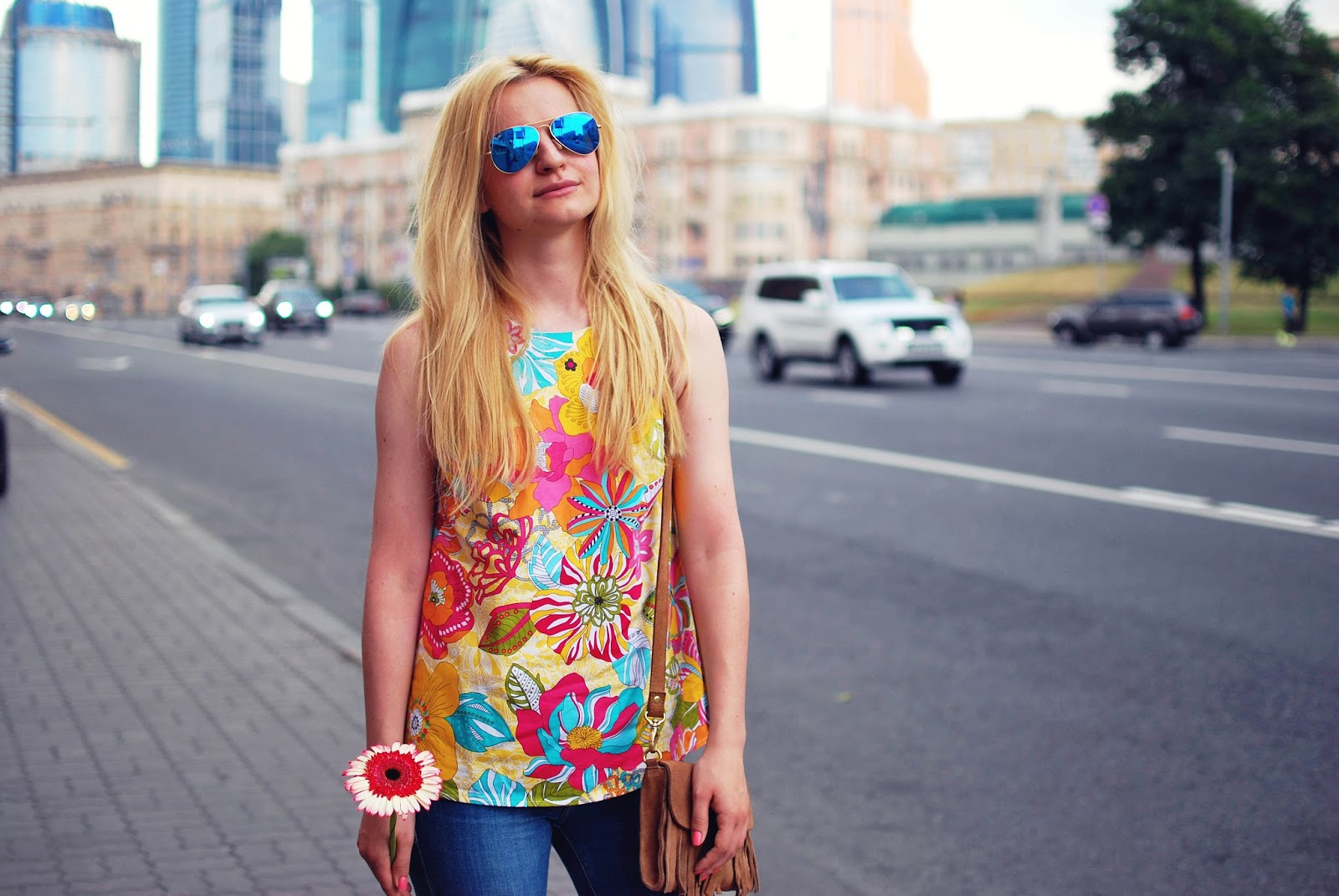 уличная мода идеи 2016, винтажный топ с чем носить, лето 2016 фото
