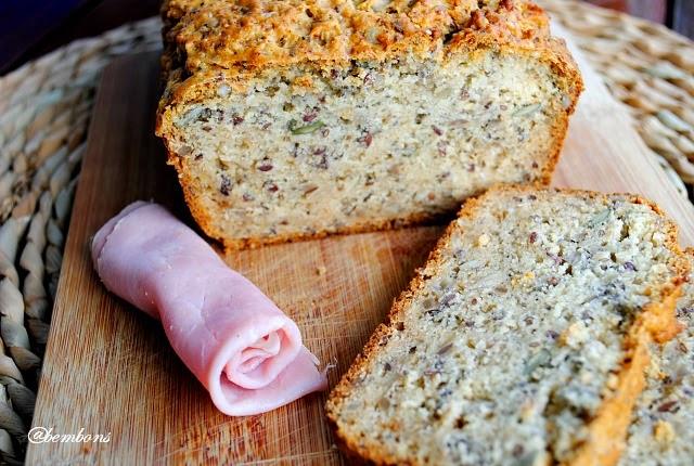 pão iogurte sementes fibra sem fermento padeiro