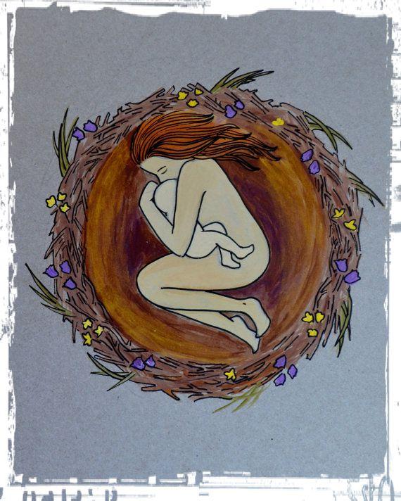 přirozený porod, dula, porod s dulou, příprava na porod