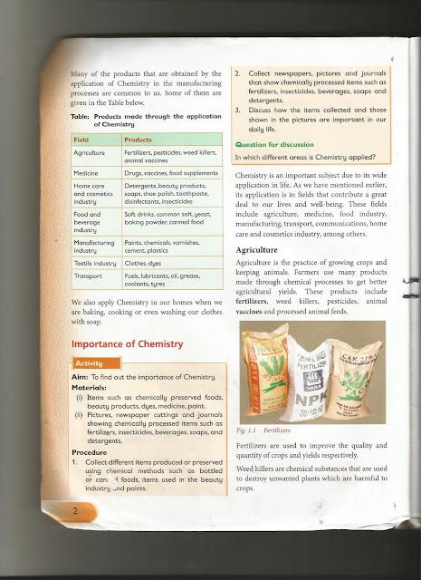 essay on chemistry of beauty