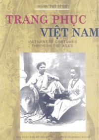 Trang Phục Việt Nam - Đoàn Thị Tĩnh