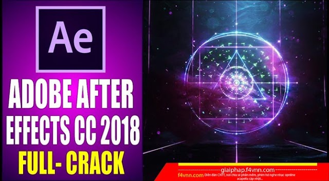 Adobe After Effects CC 2018 v15.1.2.69 (x64) Full - Link Siêu Tốc 2019