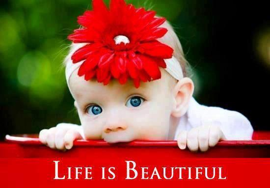 Life Is Beautiful Inspirational Picture Quotes