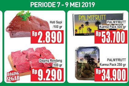 Banner Promo Hypermarket periode 7 - 9 Mei