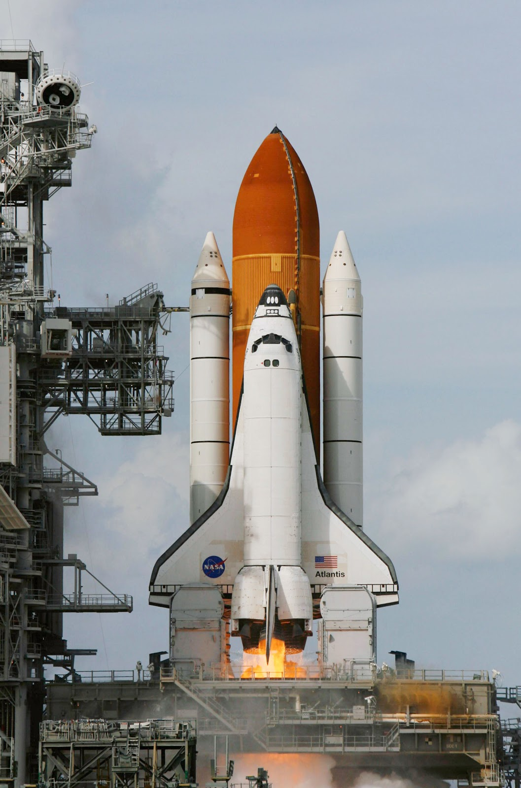 facts about the space shuttle atlantis - photo #45