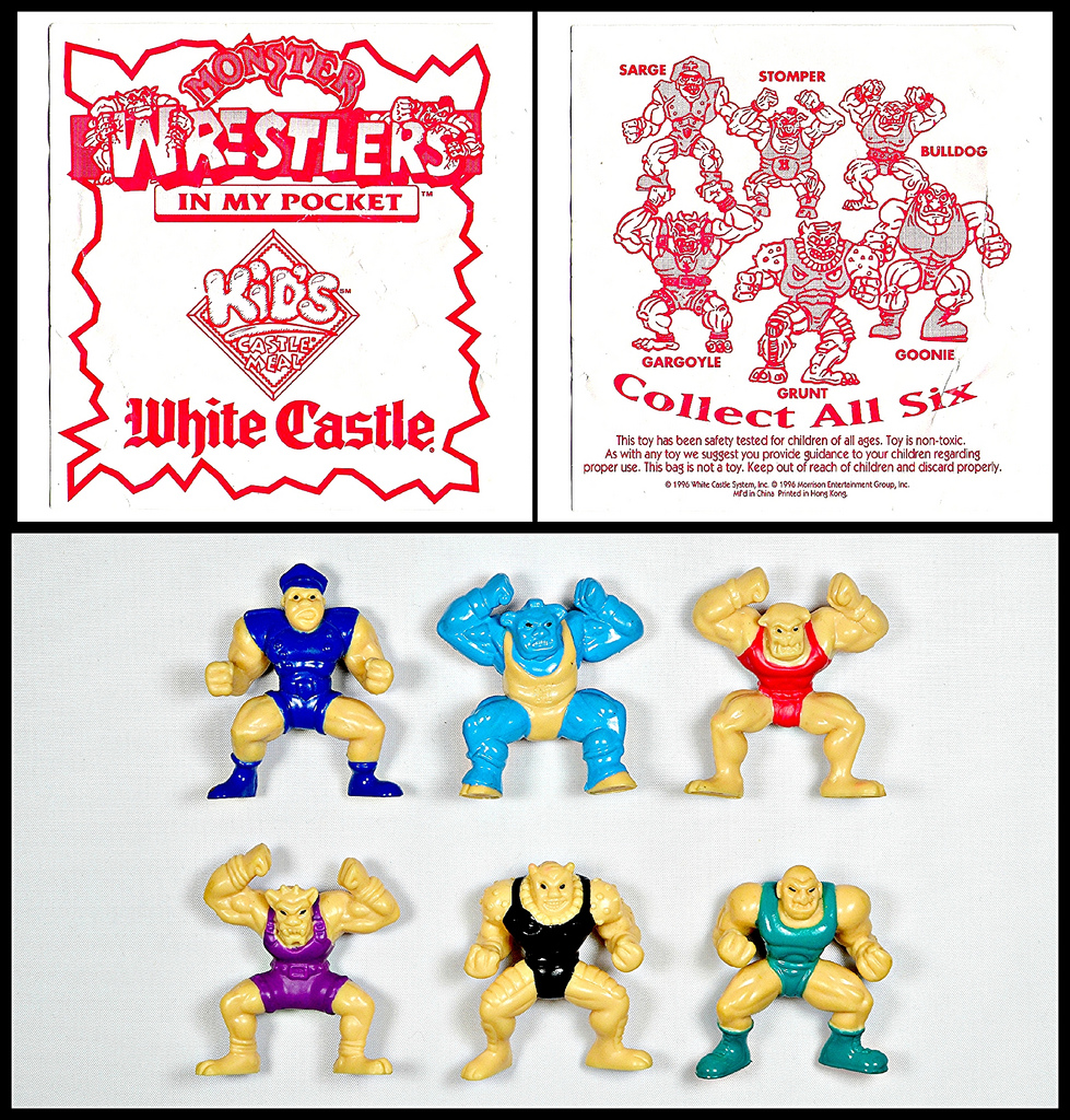 Little Weirdos: Mini figures and other monster toys ...