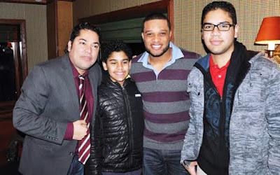 El Pachá tiene un hijo que es pastor evangélico