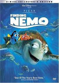 Finding Nemo (2003) Hindi -Tamil - Telugu - Eng Full Movie Download 400mb BDRip 480p
