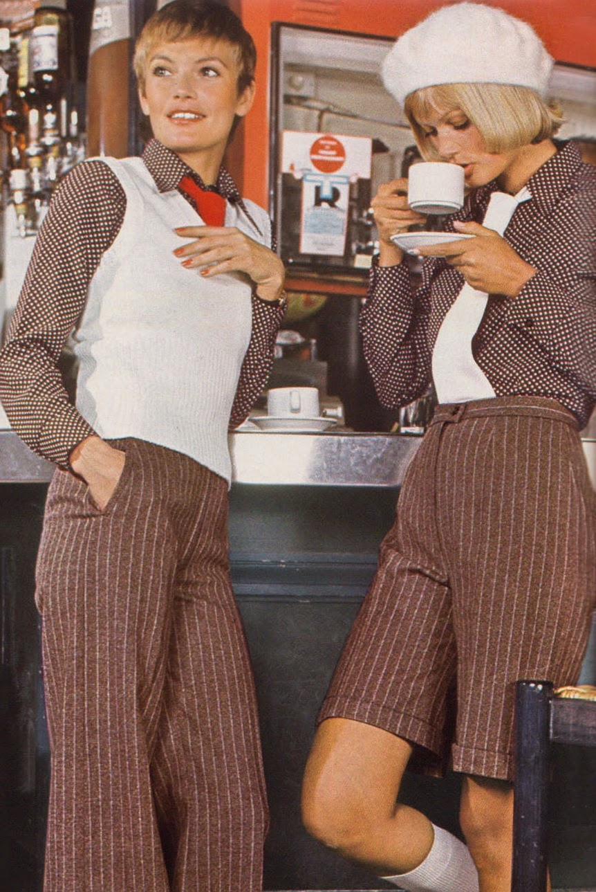 Fashion Fashion Magazine: 50 Awesome And Colorful Photoshoots Of The 1970s Fashion